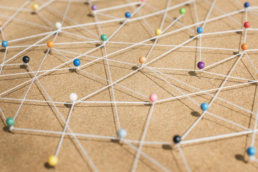 linked pins