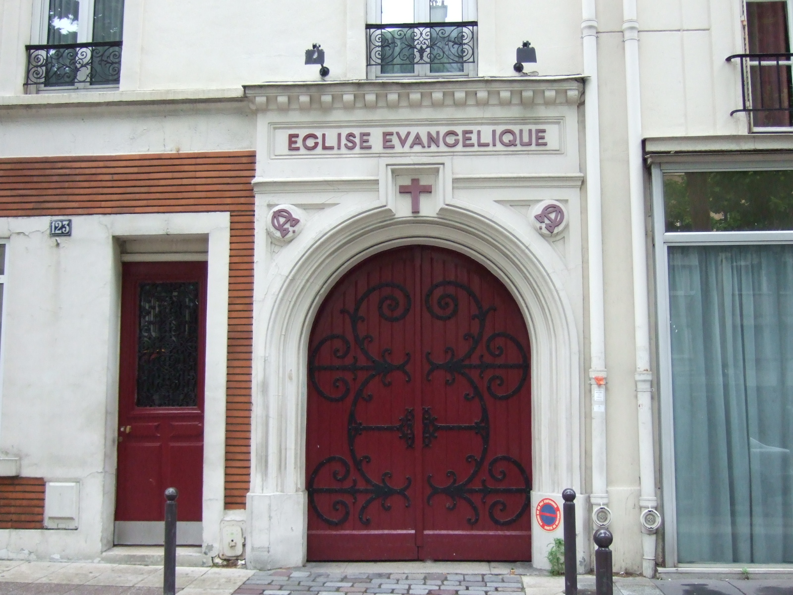 What's church like now? Visiting a church in Paris