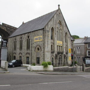 Introducing Redruth Baptist Church