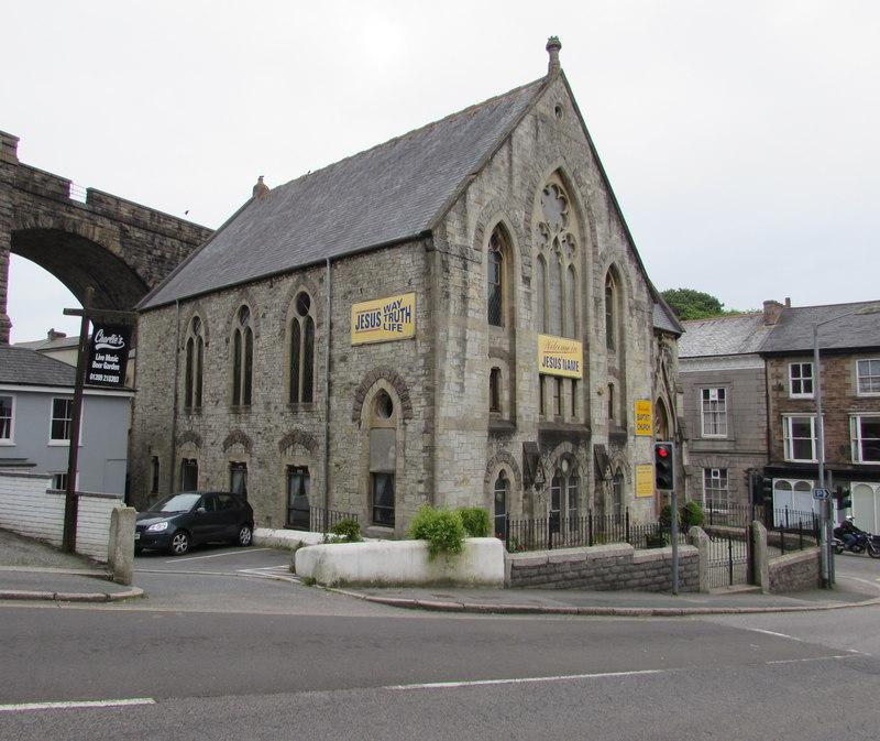 Introducing Redruth Baptist Church